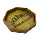 Bandeja oitavada Jack Daniel,s