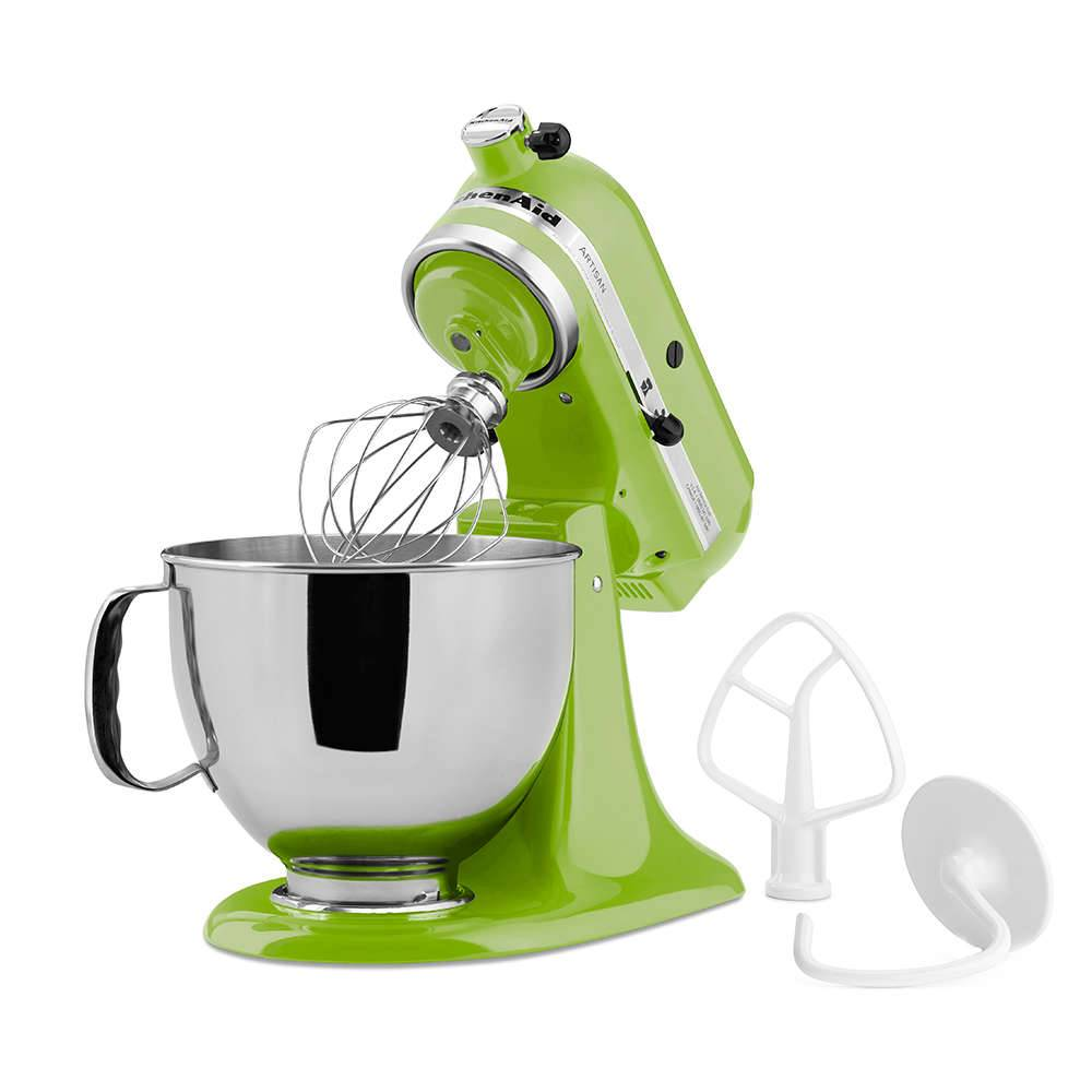 Batedeira Stand Mixer KitchenAid Artisan Green Apple KEA33AN - 127 V