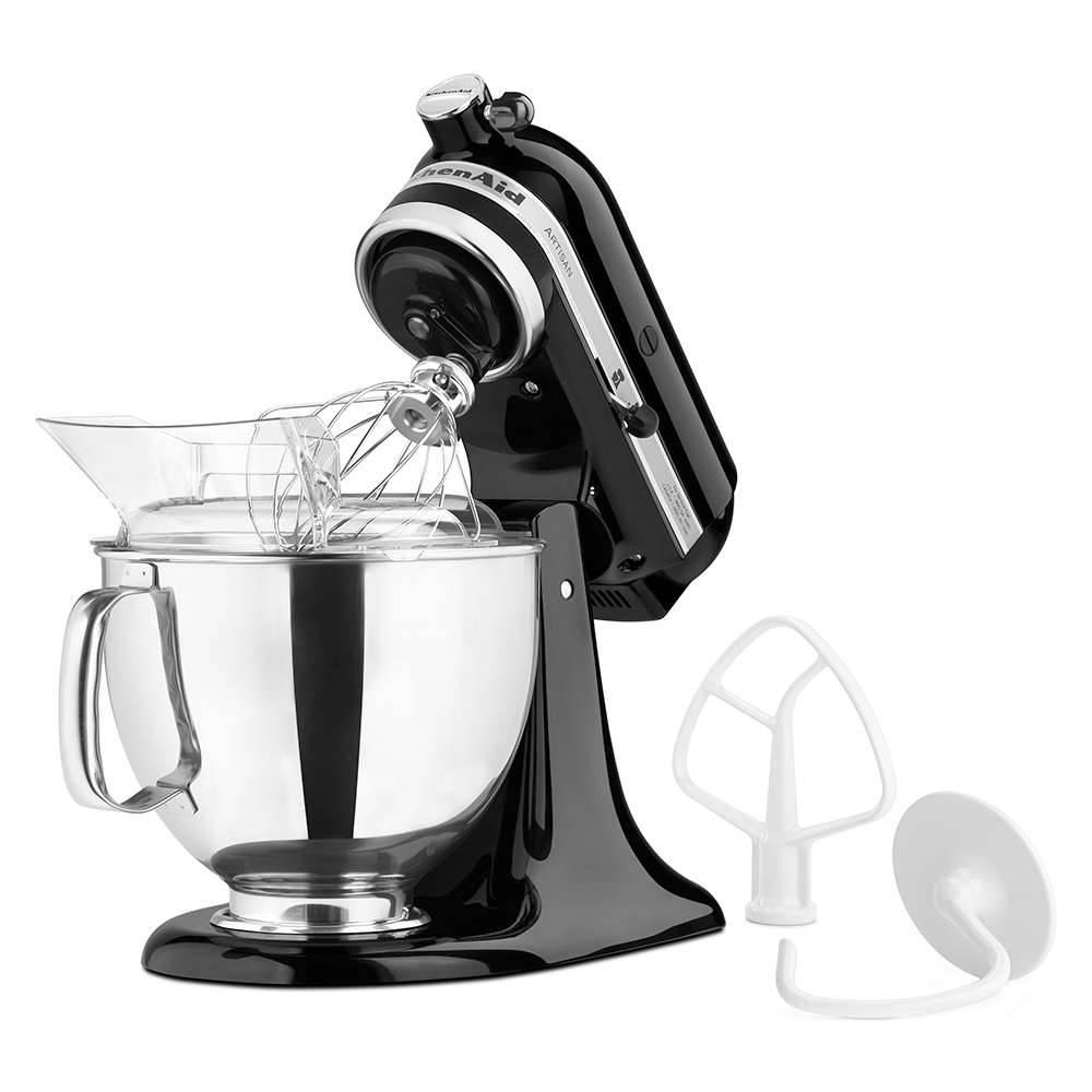 Batedeira Stand Mixer KitchenAid Artisan Onyx Black - KEA33CE - 220 V - 35,8x35,3 cm