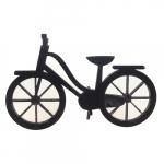 Bicicleta MDF preta