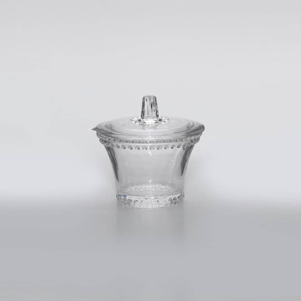 Bomboniere Pearl em Cristal - Wolff - 9,4 cm