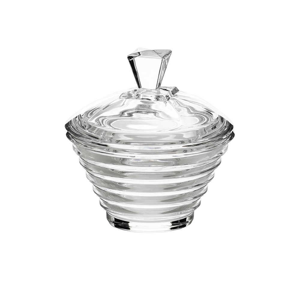 Bomboniere Layers em Cristal - Lyor Classic - 18,5x15 cm