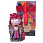 Boneca Mensageira P da Amizade Uzbek