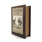 Book Box Candide Voltaire