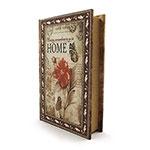Book Box Cartão Postal Home
