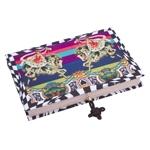 Book Box para Joias Abracadabra Bailarina em Madeira - 27x19 cm