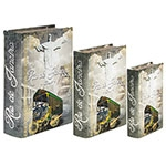 Book Box Rio de Janeiro Cristo Oldway - 36x25x10cm