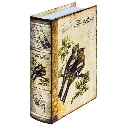 Book Phone Passaros Oldway - 22x15x6cm