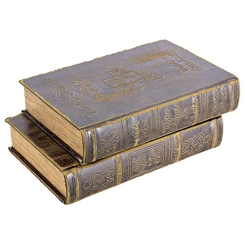 Book Shelf Prateleira Envelhecido Oldway - 24x16 cm