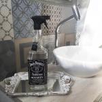 Borrifador Garrafa Jack Daniel's Preto - 750ml
