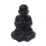 Buda grande preto