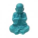 Buda grande verde Tiffany