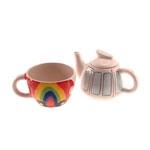 Bule Kombi em Cerâmica