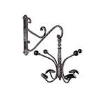 Cabideiro Giratório em Ferro e Porcelana Oldway