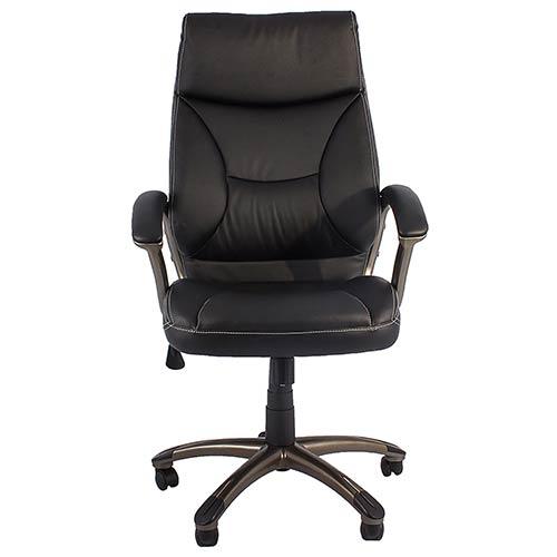 Cadeira Escritorio Diretor Preta Fullway - 120x66x69cm