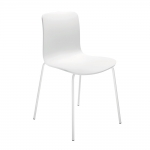 Cadeira Love Decor Branca - 78,5x51 cm