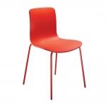 Cadeira Love Decor Vermelha - 78,5x51 cm