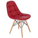 Cadeira Pé Palito Vermelho Fullway