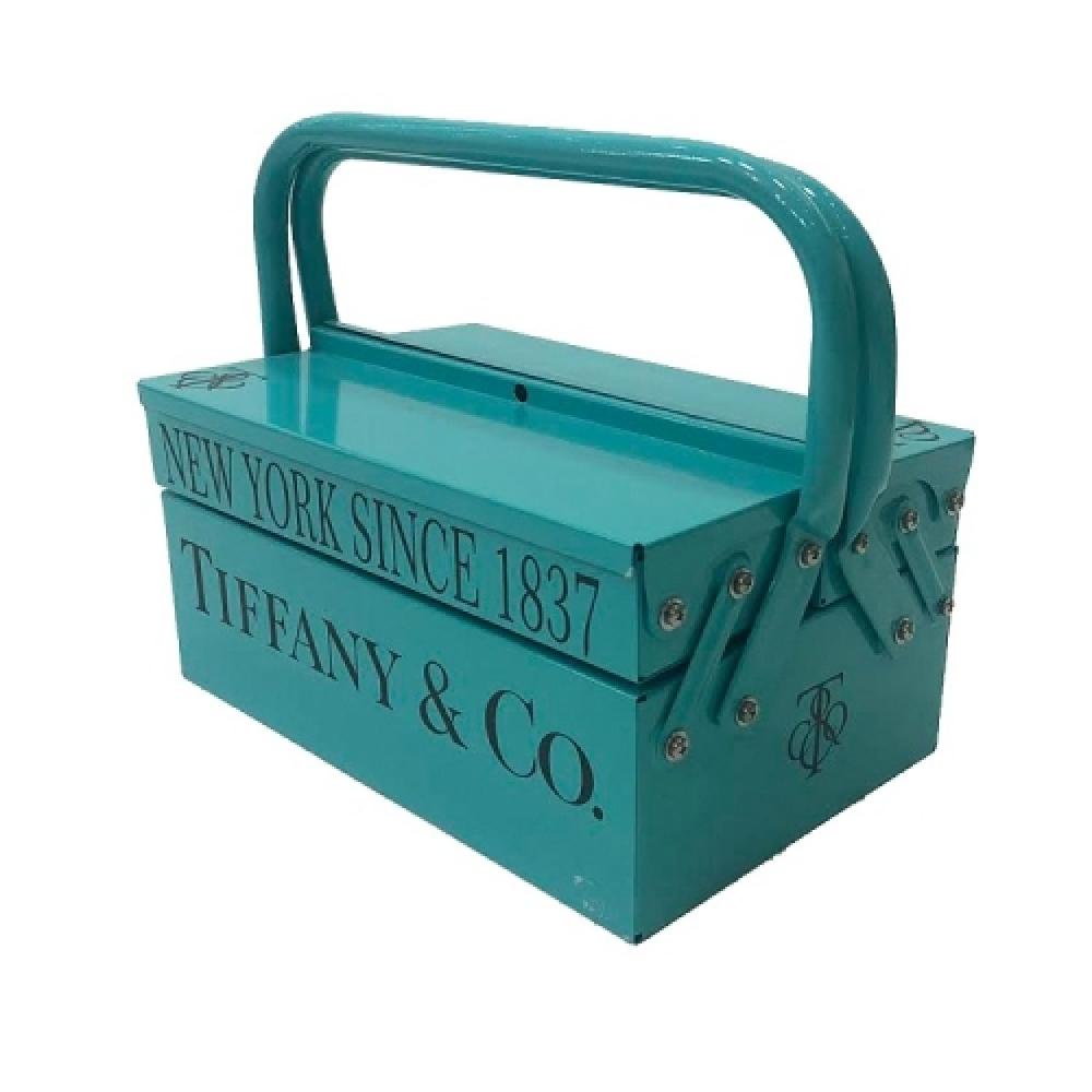 Caixa de ferramentas Tiffany