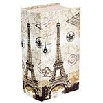 Caixa de Lenços em Seda Eiffel Carimbos Oldway