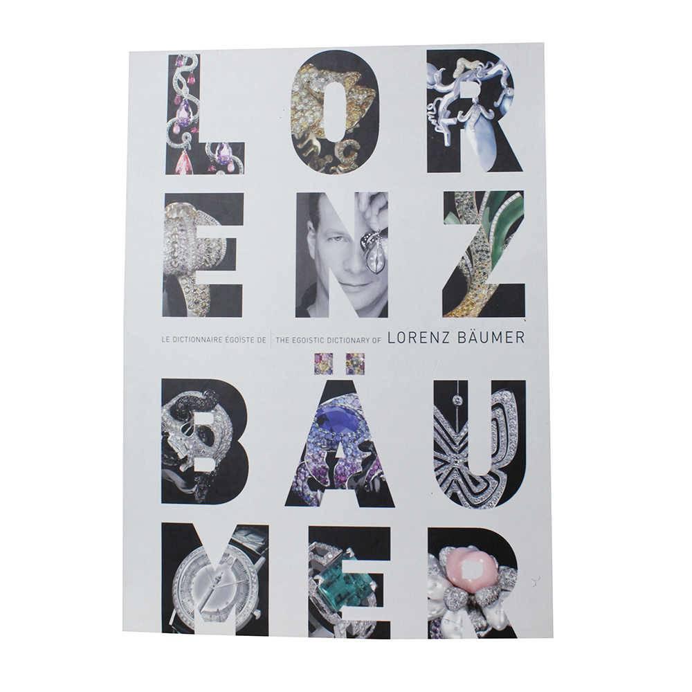 Caixa Livro Lorenz Baumer Fullway Branco em Madeira - 36x27 cm