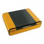 Caixa Mini Golfe Amarela Goldway - 34,6x27 cm