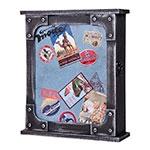 Caixa Porta-Chaves Trip em Madeira - 27x21 cm