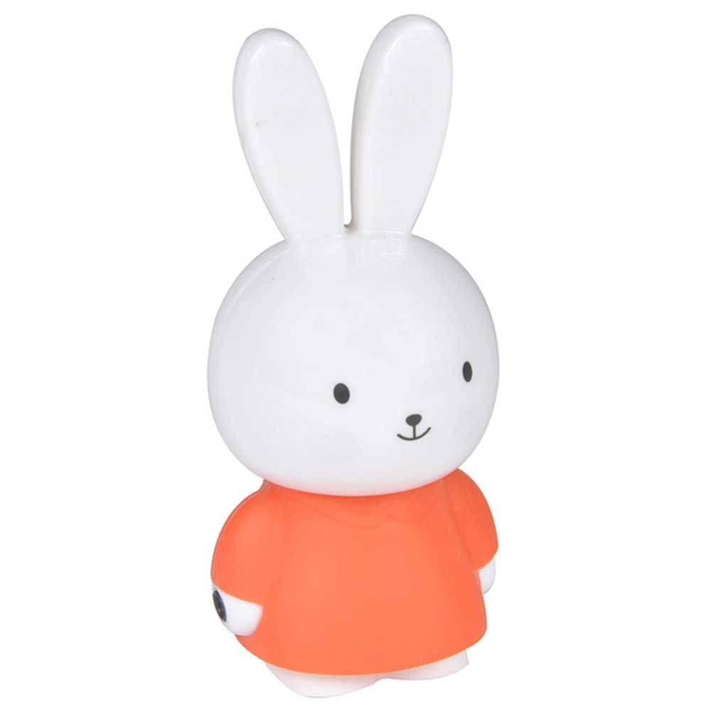 Caixa de Som Rabbit Speaker Laranja - Urban - 9,9x4,5 cm