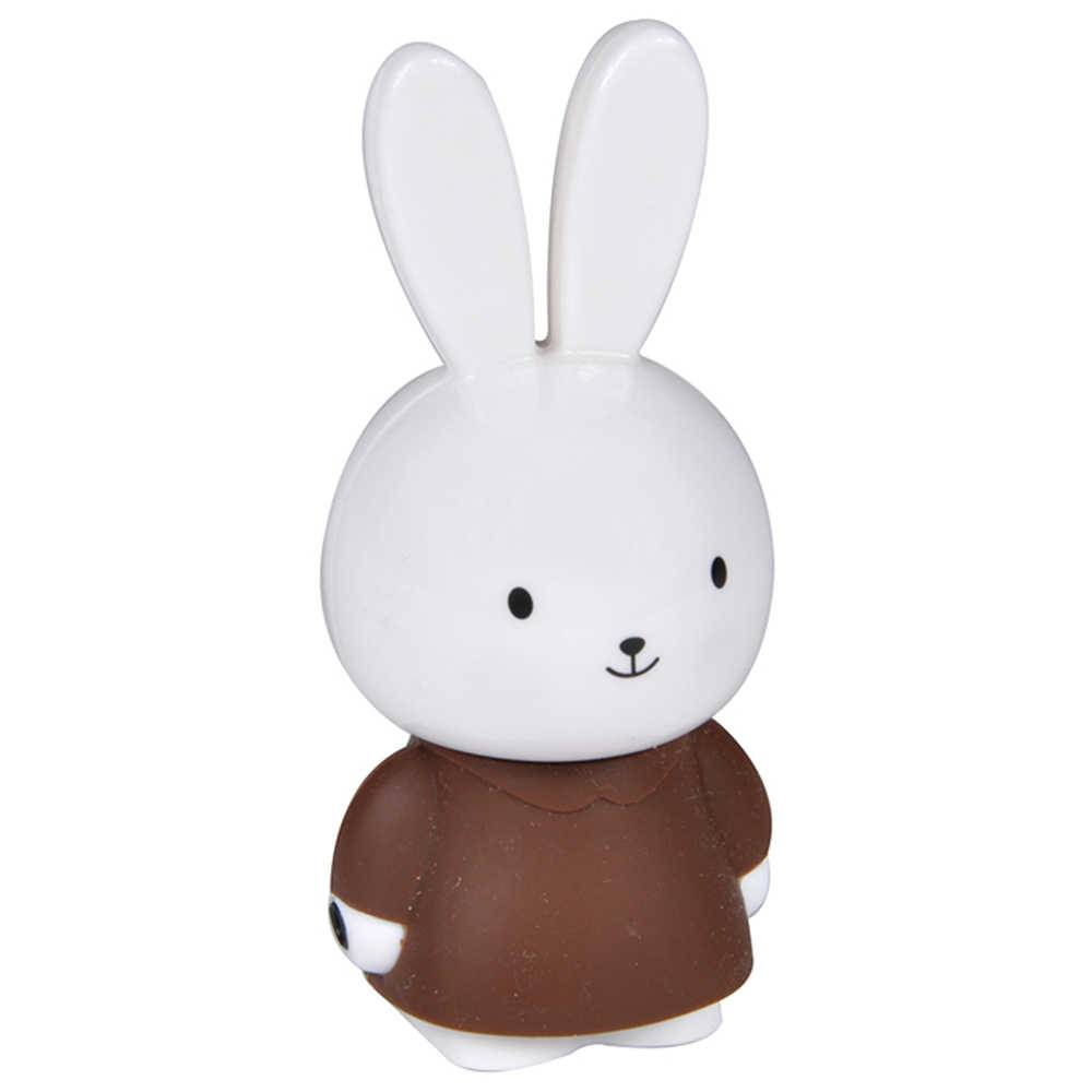 Caixa de Som Rabbit Speaker Marrom - Urban - 9,9x4,5 cm