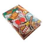 Caixa Vintage Poker para Jogos em MDF