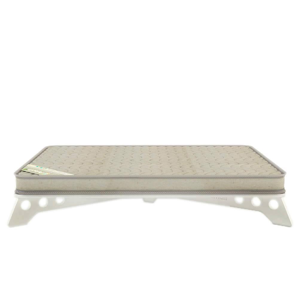 Cama para Pet PetSlim Branca Grande em MDF - 105x73 cm