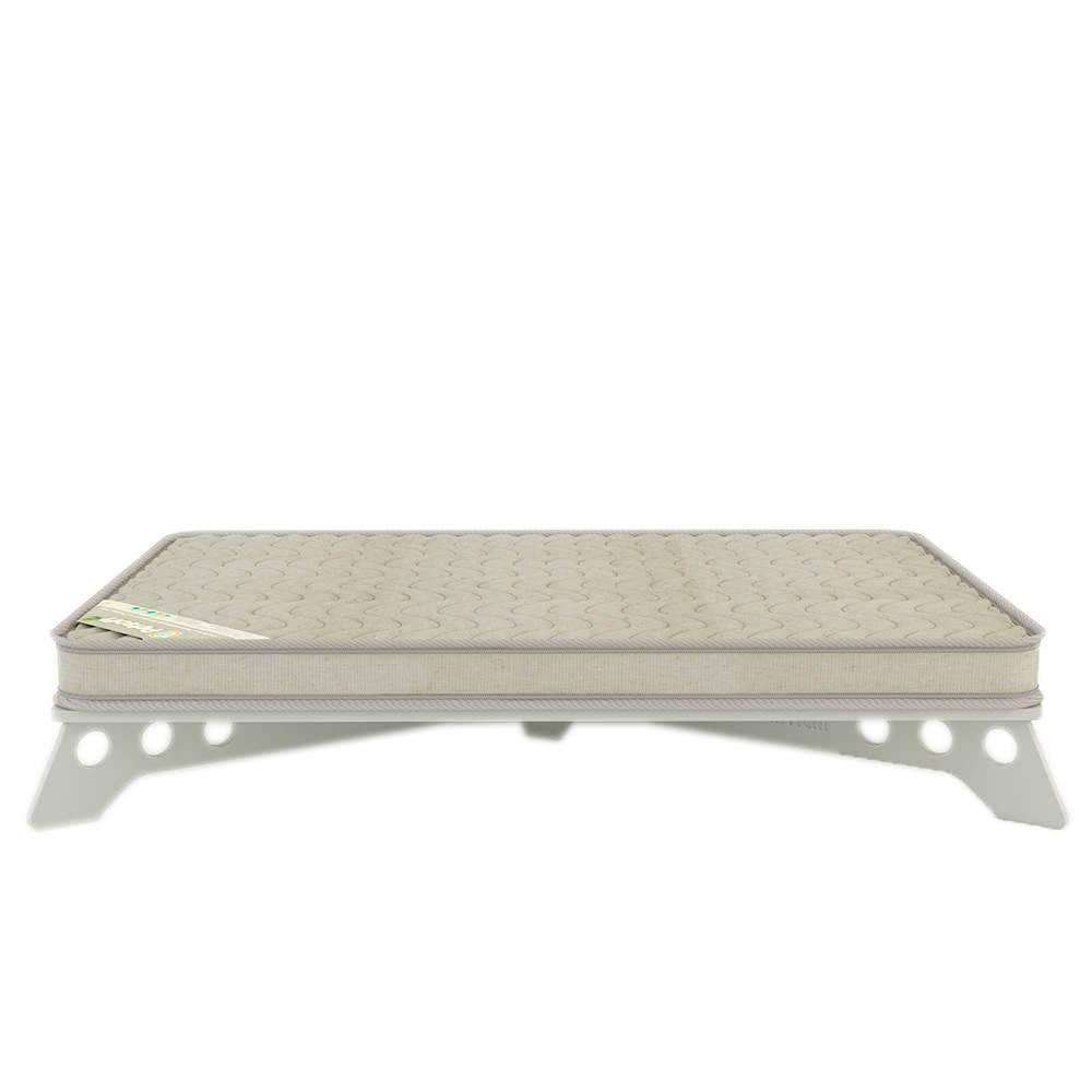 Cama para Pet PetSlim Cinza Pequena em MDF - 53x37 cm