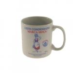 Caneca leite condensado