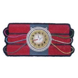 Capacho Time Bomb Vermelho em Fibra de Coco e PVC - Urban R$ 109,80 R$ 73,80 1x de R$ 66,42 sem juros