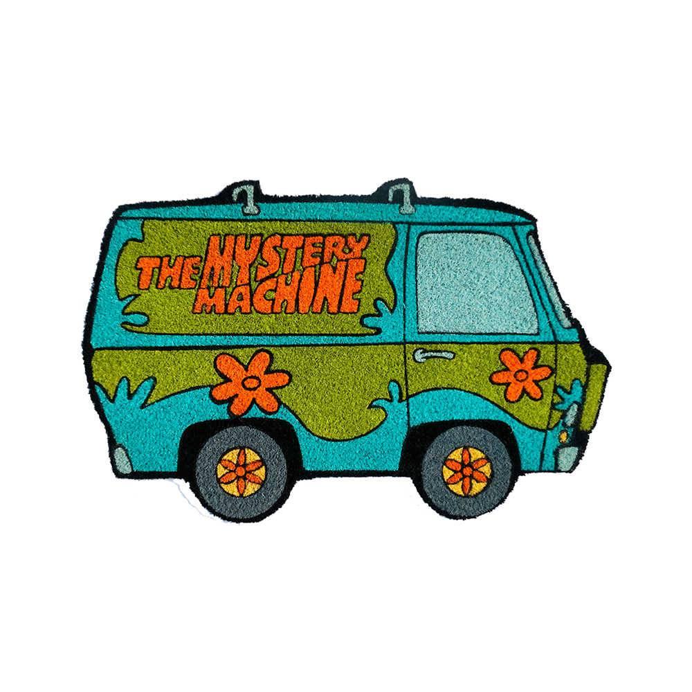 Capacho Hb Scooby The Mistery Machine Fibra De Coco Urban