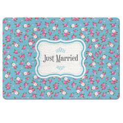 Capacho Just Married Azul em Fibra de Coco e PVC - Urban R$ 179,90 R$ 129,90 2x de R$ 64,95 sem juros