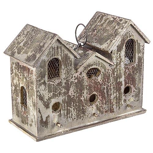 Casa de Pássaro Condomínio Greenway - 43x32 cm