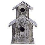 Casa de Pássaro Dois Andares Greenway - 32x21 cm