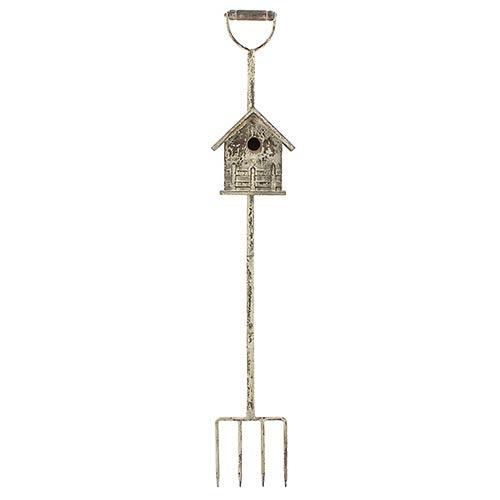 Casa Pássaro com Suporte Garfo Greenway - 131x21x15cm
