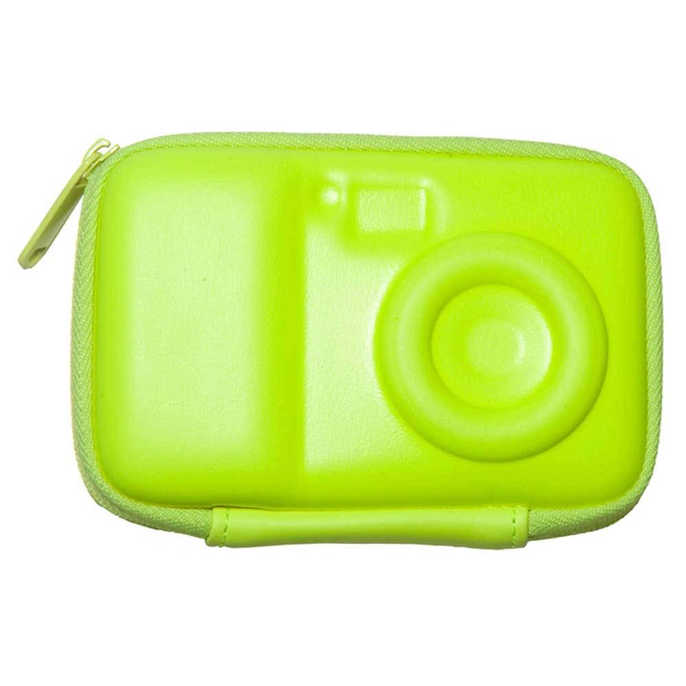 Case para Câmera Smart Shape Amarela em Silicone - Urban - 12x9 cm