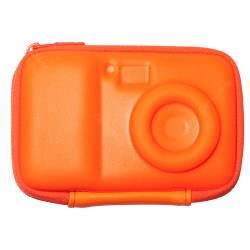 Case para Câmera Smart Shape Laranja em Silicone - Urban R$ 15,99 R$ 10,99 1x de R$ 9,89 sem juros