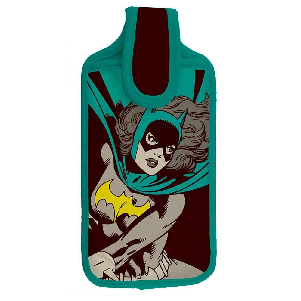 Case para Celular DC Comics Batgirl em Neopreme - Urban - 21,5x8 cm