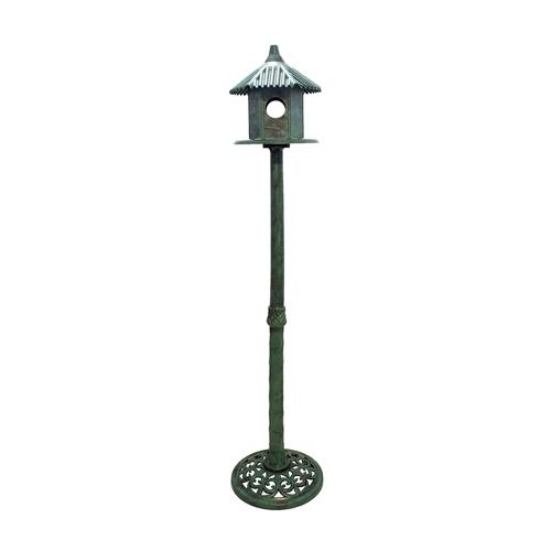 Casinha para Pássaros Verde Greenway - 175x33 cm