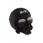 Caveira capacete ACDC