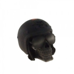 Caveira capacete Harley