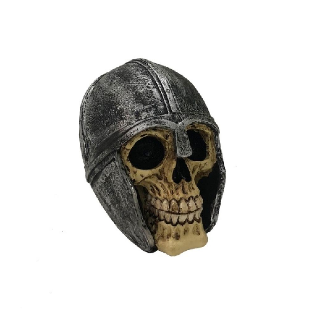 Caveira gladiadora
