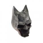 Caveira morcego prata