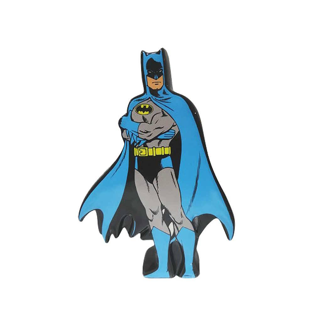 Cofre Decorativo DC Comics Batman Character Azul em Cerâmica - Urban - 26x18 cm