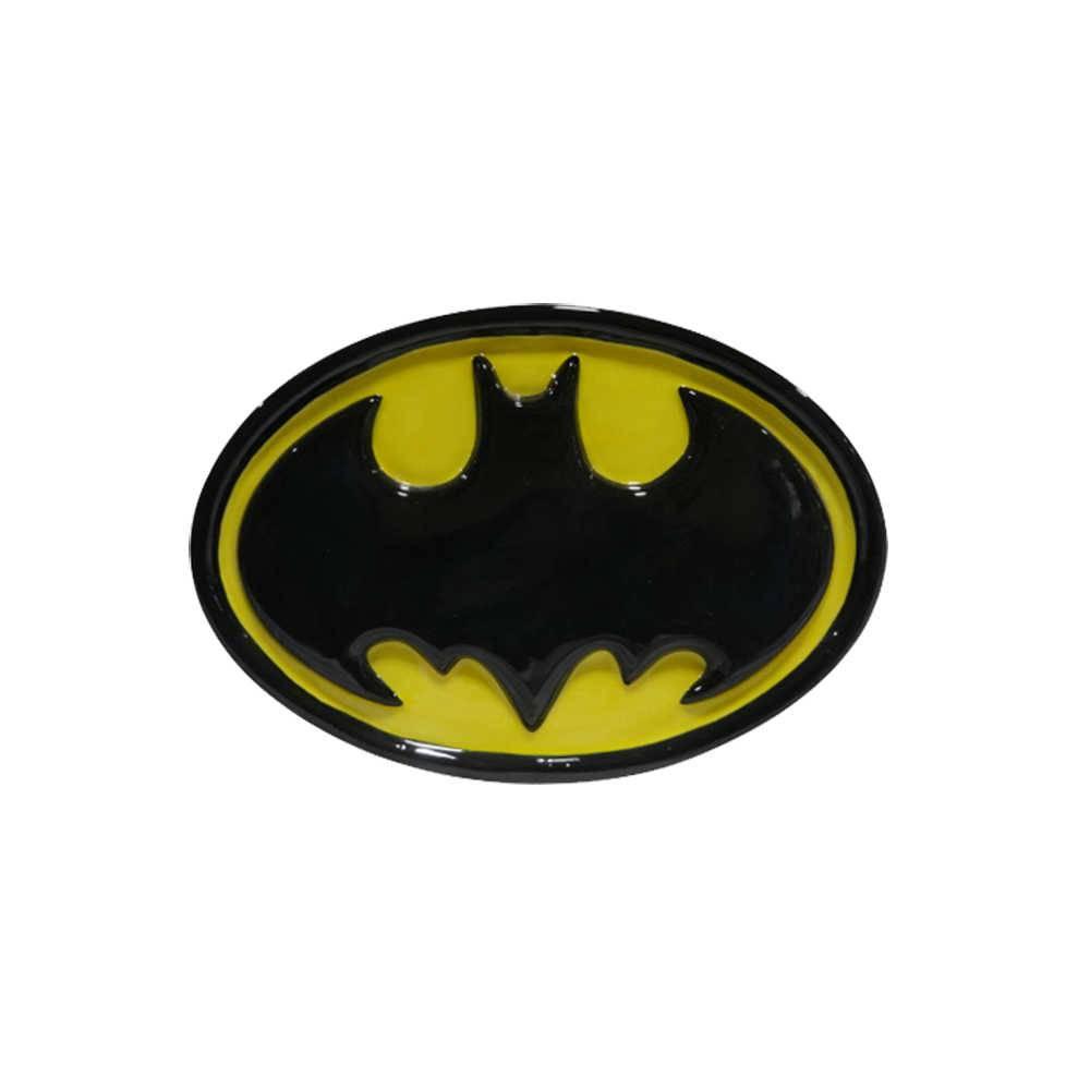 Cofre Decorativo DC Comics Logo Batman Preto e Amarelo em Cerâmica - Urban - 20x11 cm