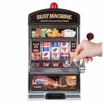 Cofre Slot Machine Preto Grande em Polipropileno - Urban
